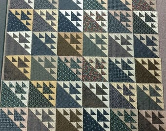 "48 - 8.5"" Birds In The Air Quilt BLOCKS"