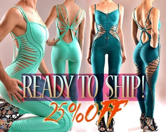 Ready to ship Jumpsuits!