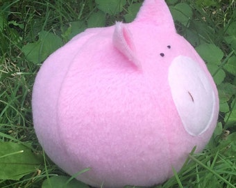 Piggie  - Plush Pig - Pig Softie - Baby's First Pig