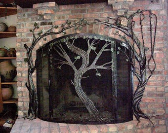 Made to order Fireplace Screens