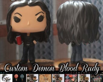 Supernatural Demon Blood Ruby 2.0 - Custom Funko pop toy
