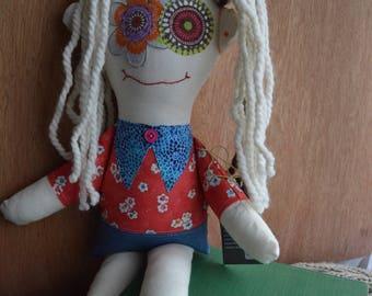 Wild Child Doll