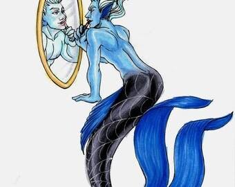 Pretty Merman