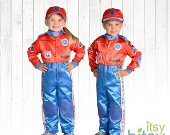 kids halloween costume kids race car driver costume personalized race car driver halloween costume for boys