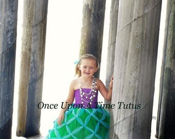 Toddler mermaid costume | Etsy
