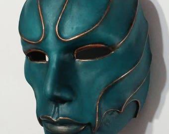 Vampire: Full face resin mask