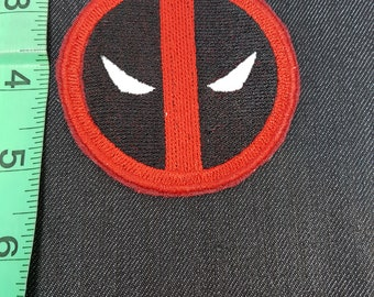 Marvel Deadpool Iron/Sew on Patch