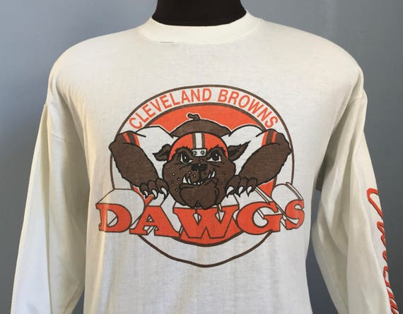 Vintage Cleveland Browns 1990s NFL Football Crewneck Sweatshirt / vintage sweatshirt / vintage nfl Medium n0o9osnSY