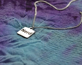 Biolojewerly -  Nerd Necklace