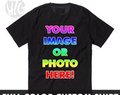 Full Color Custom T-Shirt