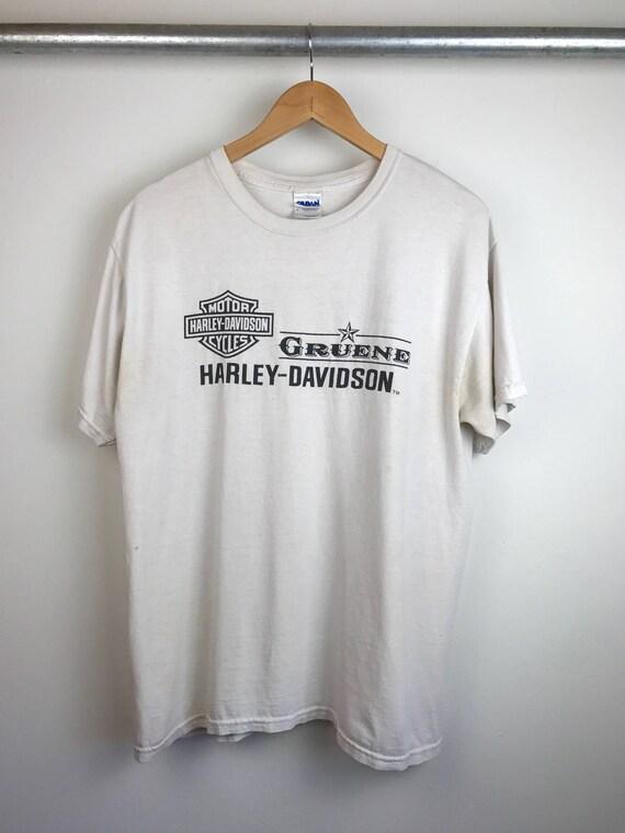 Vintage Harley Davidson Men's Tee