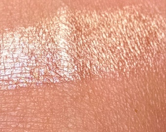 Sunshine on the Wasteland - vegan bronze highlighter with sunshine glow (pressed or loose powder)