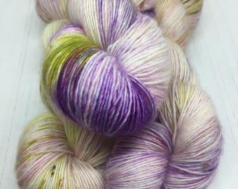 Lilac Fields - 100% Superwash Merino Singles