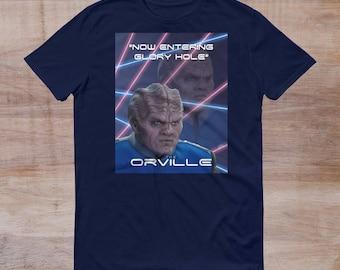 The Orville T-Shirt - Bortus Seth McFarlane TV Show Tee Gift Clothing