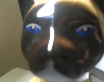 Vintage Siamese Cat Perfect condition