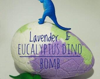 Dino Bath Bomb