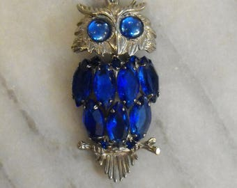 Articulated OWL PENDANT