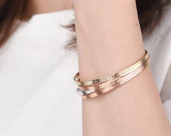 personalized cuff bracelet,coordinate bracelet,stacking bracelet,inspiration bracelet,bridesmaid gift,personalized cuff,custom cuff bracelet