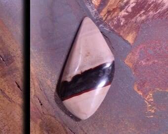 Indian Paint Stone Designer Cabochon 8208