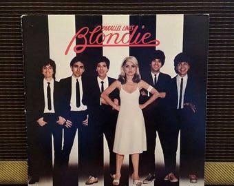 Blondie Parallel Lines Vinyl LP / Heart Of Glass / CBGB