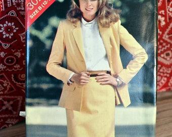 Butterick Woman's Suit Pattern