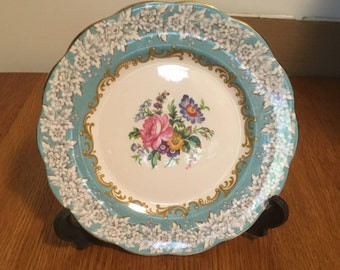 "Royal Albert Enchantment 8"" Salad Plate"