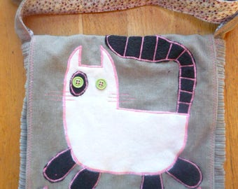 Cats bag by Pippa & Lies!