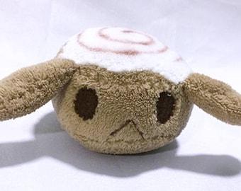 Cinnamon Bun Plush