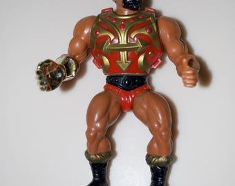 He-Man Jitsu Masters of the Universe MOTU Action Figure 1983