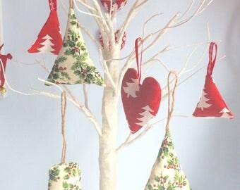 Hanging Christmas Tree Decorations