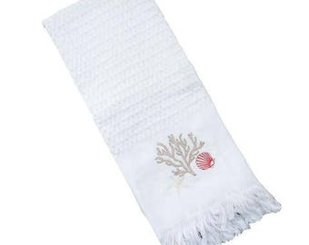 St.Bart Embroidered Towel