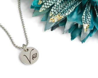 Vegan Necklace | Vegan Jewelry | Animal Rights | Plant Based | Gift For Animal Lover | Vegetarian Necklace | Vegetarian Jewelry | Vegan Gift
