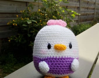 Disney Ufufy Daisy Duck