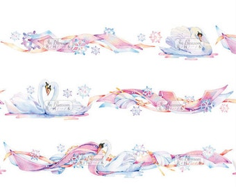 Swan lake Washi Tape