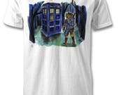 Link and The TARDIS