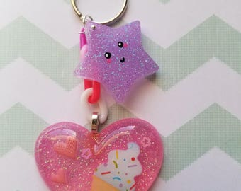 Peanut Butter And Jelly Keychain Set With Knife Amp Spoon Best