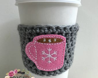 "The ""Hot Chocolate"" Cozy"
