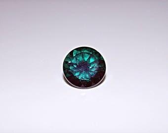 Synthetic Alexandrite, True Color Change Loose Cut Gemstone