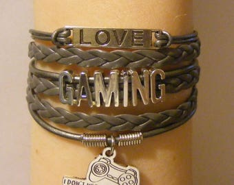 Gaming bracelet, gaming jewelry, gamer bracelet, gamer jewelry, fashion bracelet, fashion jewelry, video game bracelet, video game jewelry