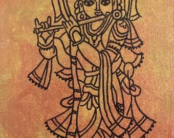 Krishna Vishnu Avatar