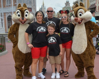 Disney Iron On Transfer, Disney Bound Shirts, Custom Disney Shirt, Disney Family Shirt, Disney World Family Shirt, Family Disney Shirt,  Per