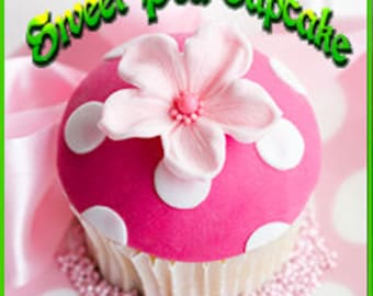 Sweet Pea Cupcake - Handcrafted Fragrance for Women - Spring 2014 - Love Potion Magickal Perfumerie