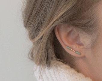 Yosemite Ear Pins, Earrings, Ear Crawlers, Ear Climbers