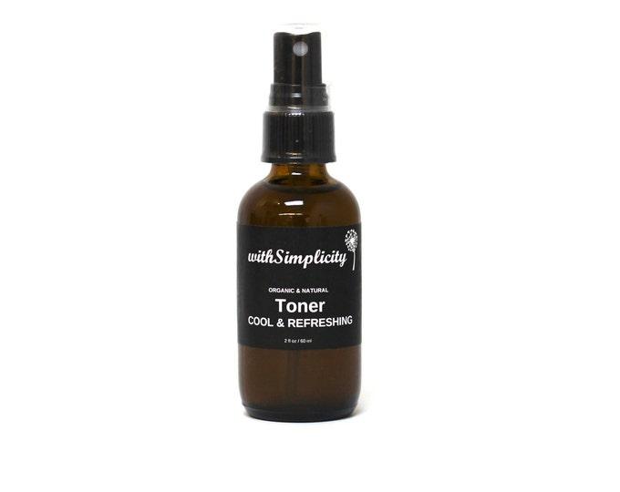 Toner Cool & Refreshing