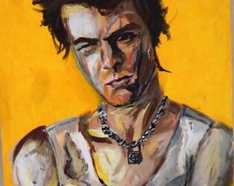 Sid Vicious Portrait (prints)