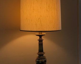 Vintage Brass Stiffel Lamp