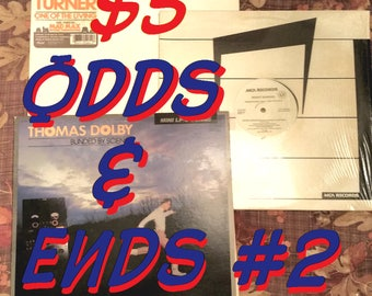 5 Buck Odds & Ends  [3-EP Sale] #2