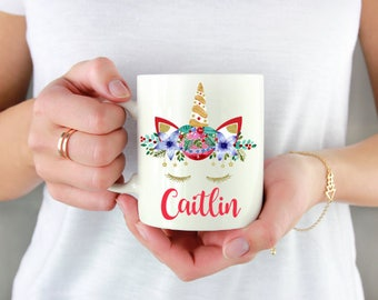 Unicorn  Gift - Mothers Day Gift - Unicorn - Unicorn Mug - Gift Under 15 - Coffee Mug - Gift for Wife - For Her - Gift for Friend