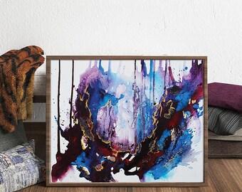 The Escapist - Original Painting