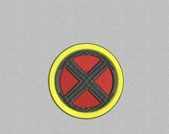 X-Men Emblem   X3 sizes